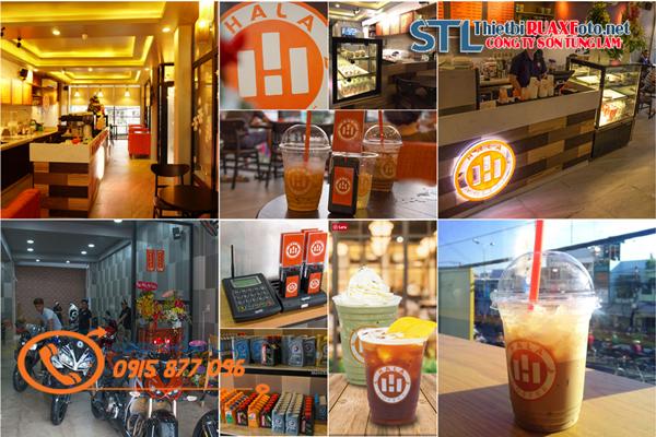 kinh doanh tiem rua xe va cafe