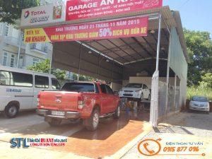mở tiệm rửa xe chuyên nghiệp