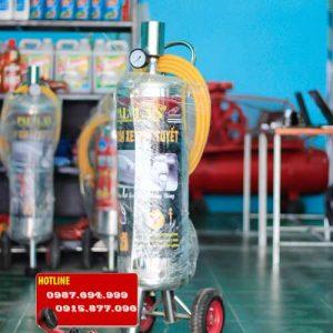 binh phun bot tuyet rua xe pallas 16 lit
