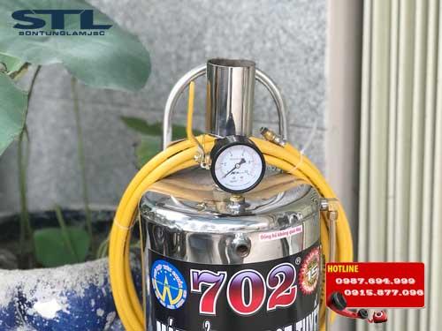 may rua xe bot tuyet 702 14 lit