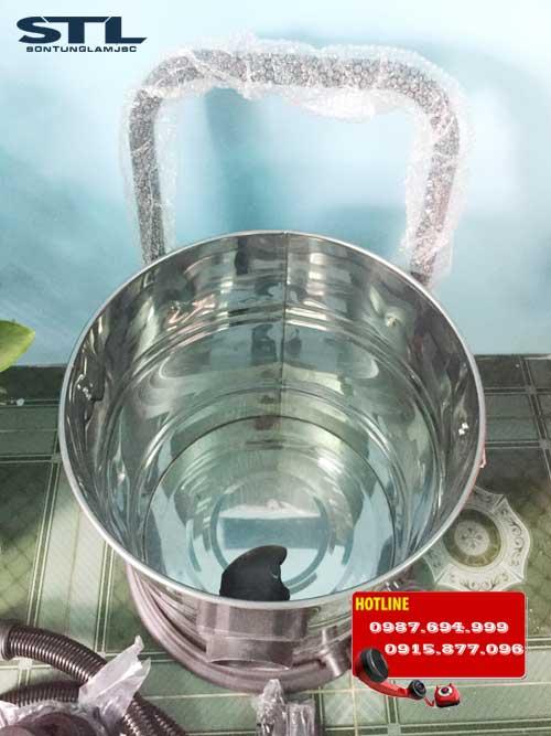 may hut bui cong nghiep civic loai 60 lit