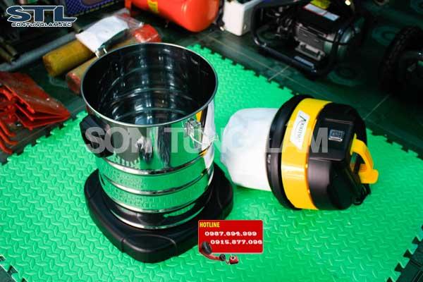 may hut bui cong nghiep 2 motor kouritsu zd98 70l