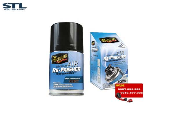 khu mui diet khuan meguiars whole car air re fresher 2