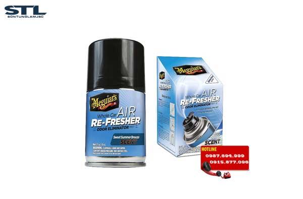 khu mui diet khuan meguiars whole car air re fresher 2