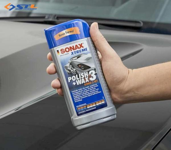 nuoc rua xe sonax xtreme active shampo