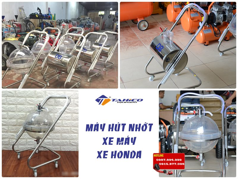 cac dong may hut nhot xe may honda