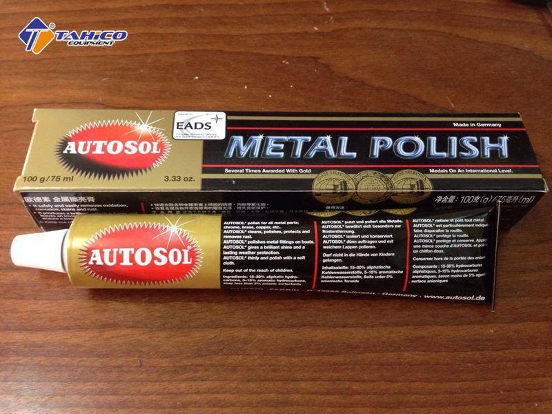 kem danh bong kim loai autosol metal polish
