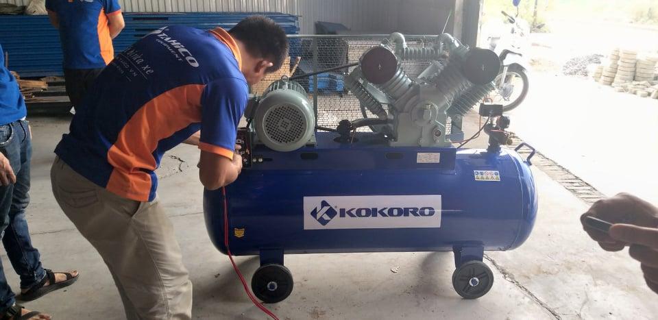 TAHICO chuyên cung cấp máy nén khí rửa xe
