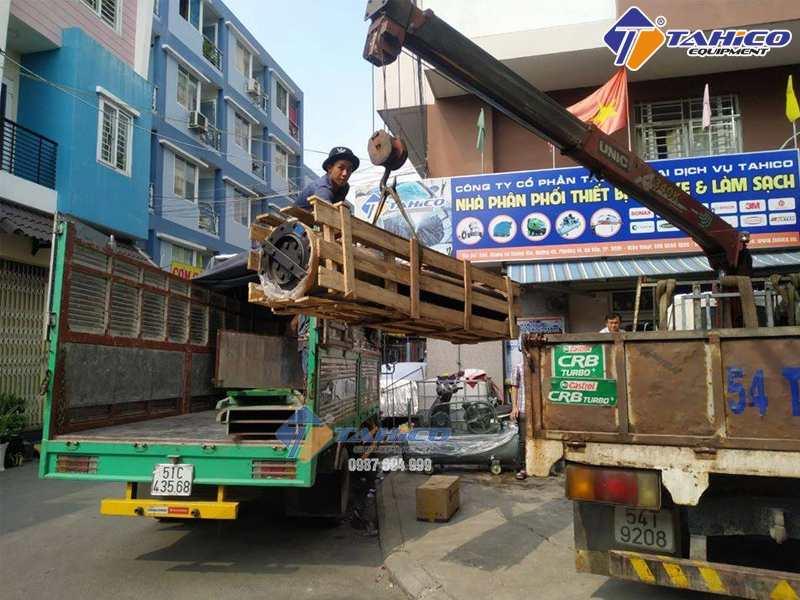 Công ty TAHICO đơn vị làm tiệm rửa xe uy tín hàng đầu Việt Nam