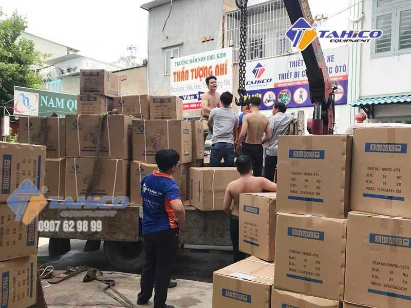 TAHICO - cung cấp thiết bị rửa xe hàng đầu Việt Nam
